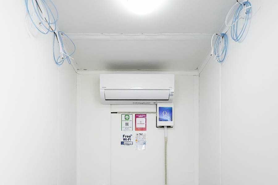 酸素マシン専門店「O2K」甲府市国母にオープン!