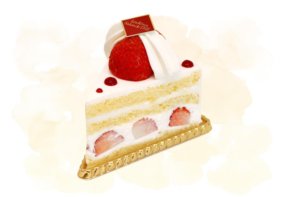 ITALIAN&BAKERY MACARONI CLUB(マカロニクラブ)のケーキ「いちごのショートケーキ」