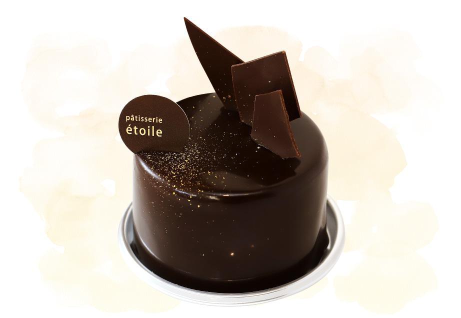 パティスリーエトワールのケーキ「ソワール」