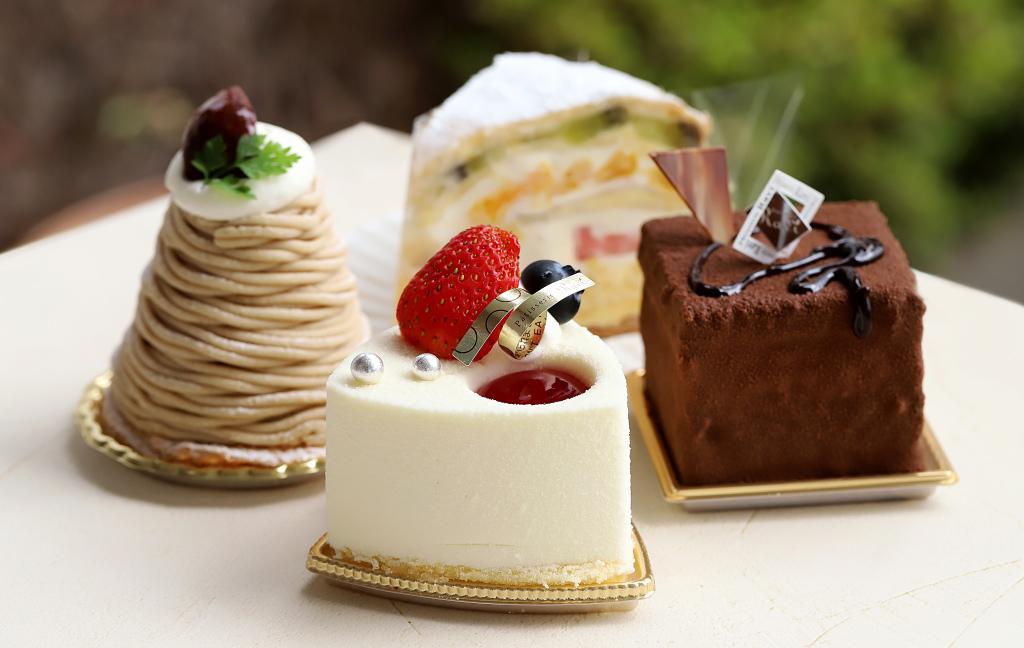 Patisserie Ravi(パティスリーラヴィ)のケーキ「ミルクレープのタルト」「モンブラン」「ショコラdeショコラ」「マリア」