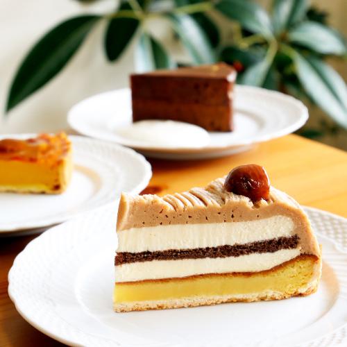 「ケーキのジョージワシントン 河口湖店」のケーキをみる