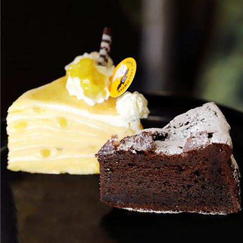「Sweets 銀の糸」のケーキをみる