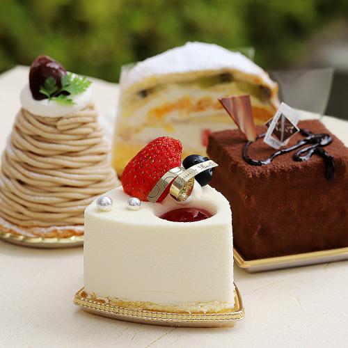 「Patisserie Ravi(パティスリーラヴィ)」のケーキをみる