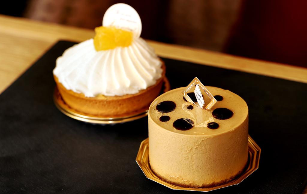 パティスリー和三郎のケーキ「ハーモニー」「カフェカネル」