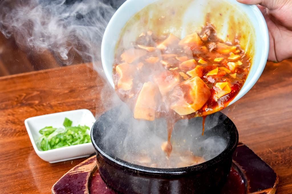 河口湖 中華 長安 刀削麺5