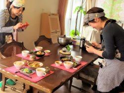 弥栄クッキング 中央市 料理