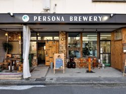 PERSONA BREWERY 甲府市 バー