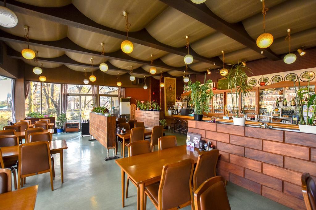 レストラン じんぐう 北杜市 和食