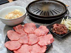 山梨市 焼き肉 牛山5