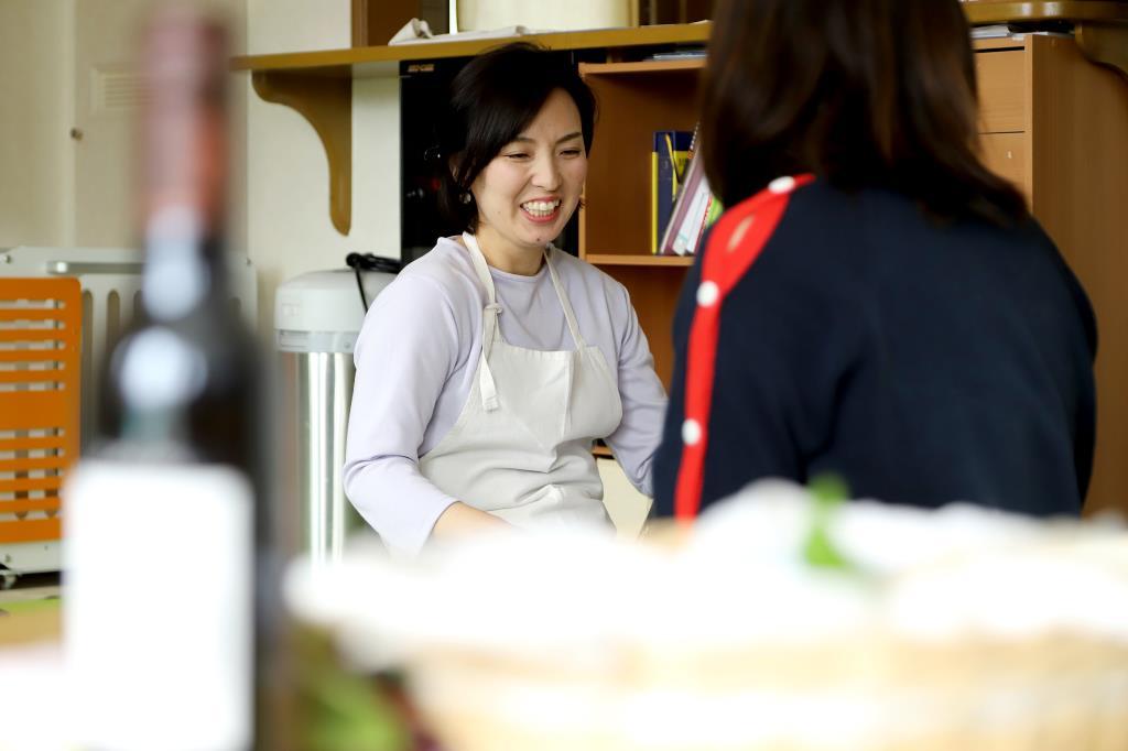 想いを伝える料理研究家 宮田明美さん