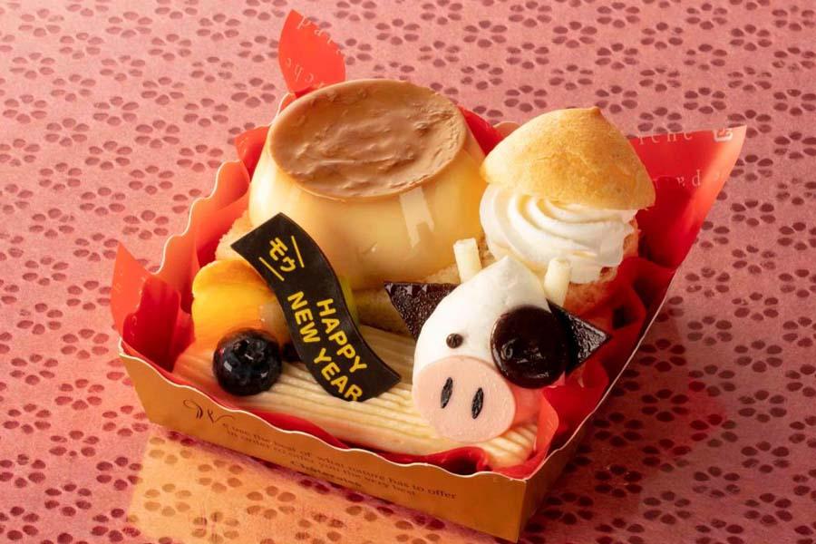 シャトレーゼ「お正月ケーキ」
