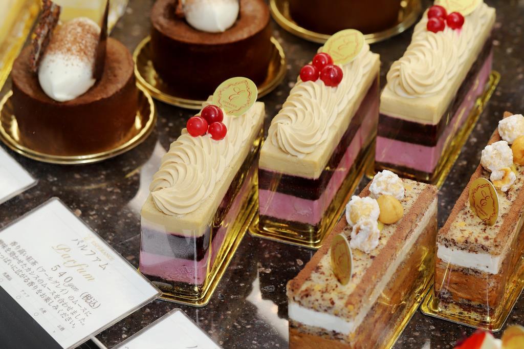 河口湖のケーキ店 エスペランス