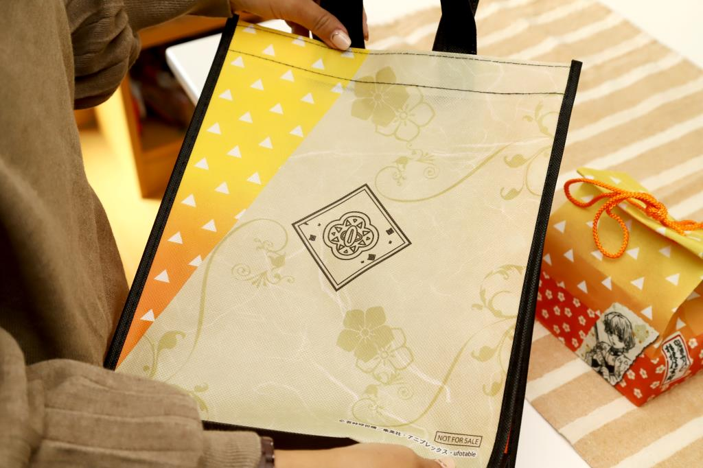 「鬼滅の刃」デザインの桔梗信玄餅発売「我妻善逸」デザインGET