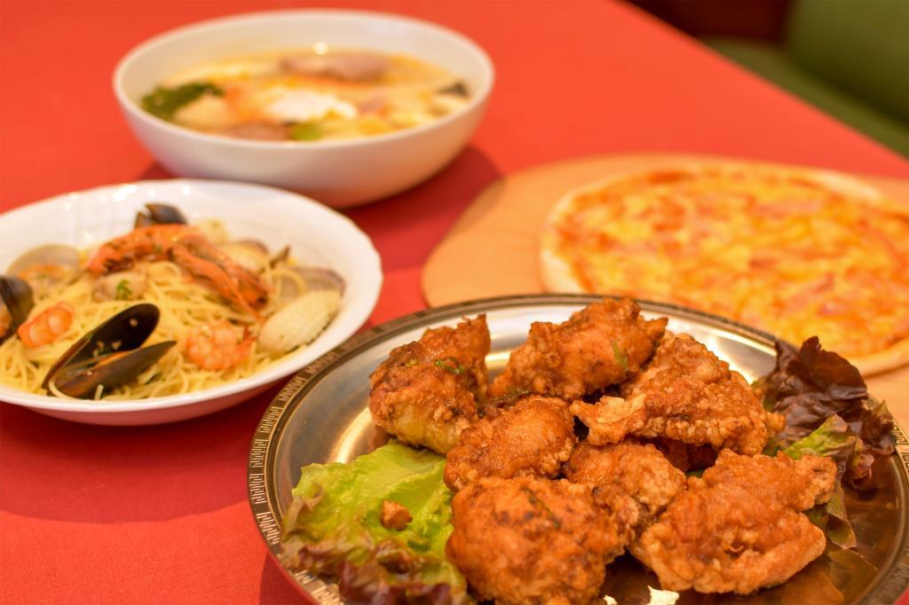 中国料理-イタリアン 菊翠 都留市 イタリアン・中華