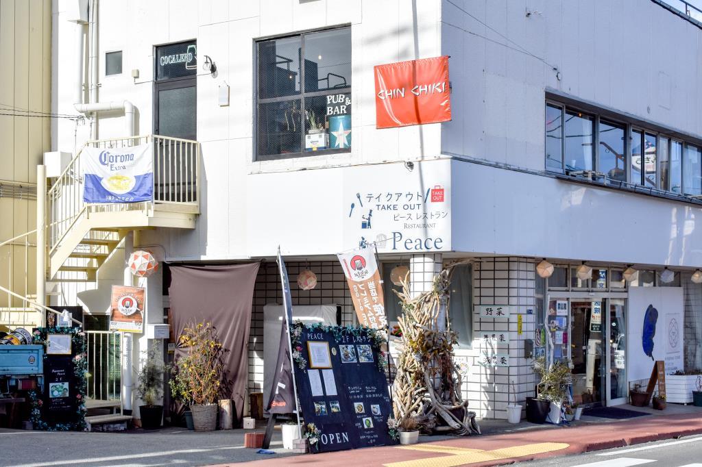 ピースレストラン 富士吉田 洋食3