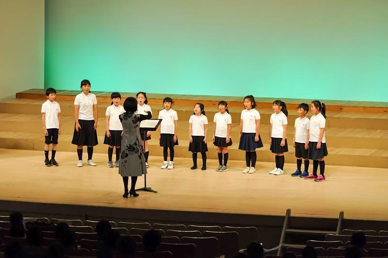 富士吉田 児童合唱団 ふじよしだチルドレンコラーレ2
