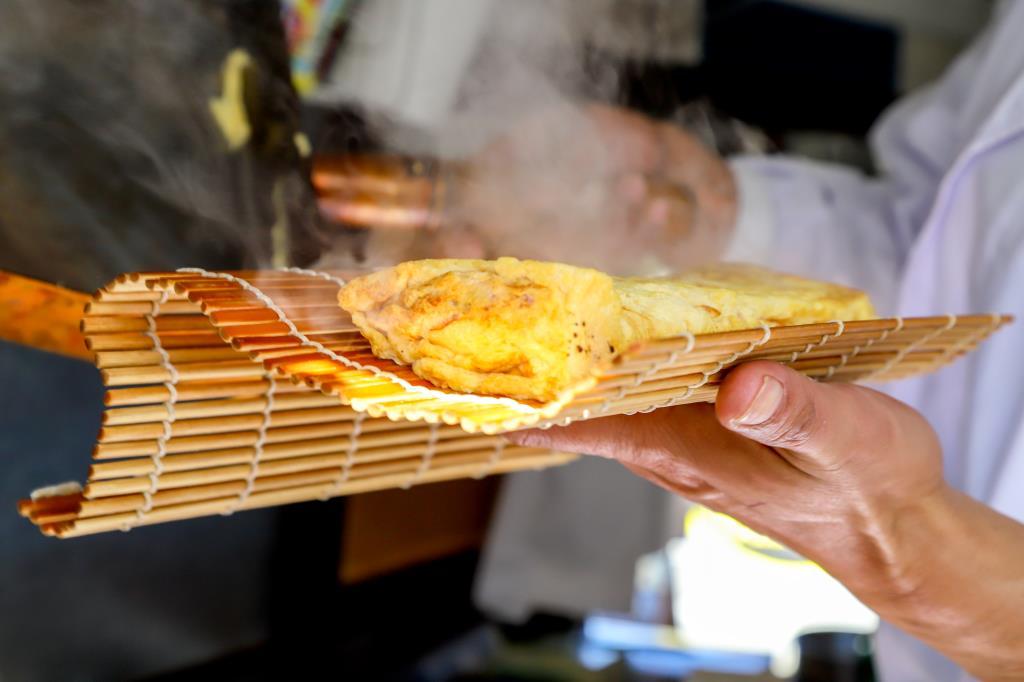 玉子焼きのキッチンカー「たま屋」