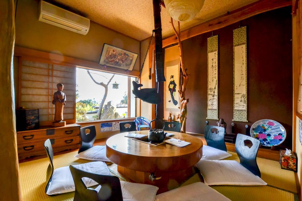 富士見茶屋 いろり 山梨市 和食・ほうとう