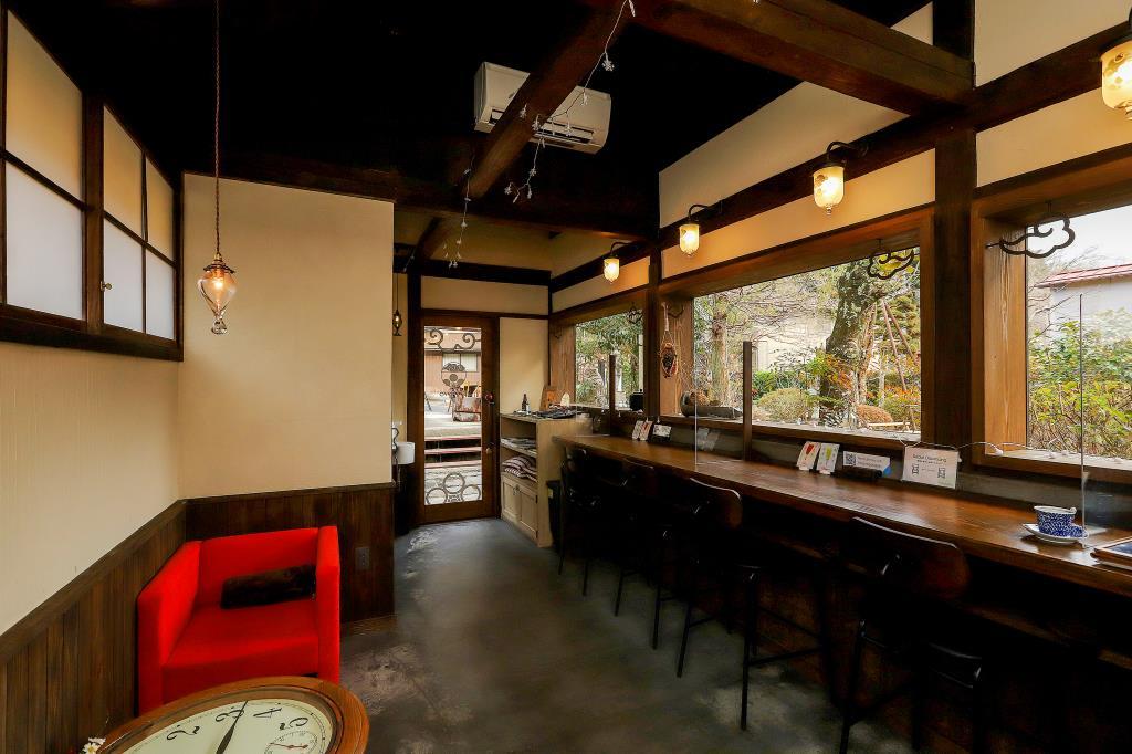 農cafeZENCHO 身延町 カフェ