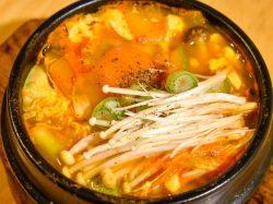 釜山港 北杜市 韓国料理