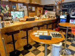 Rider's Café 多摩里場 丹波山 カフェ