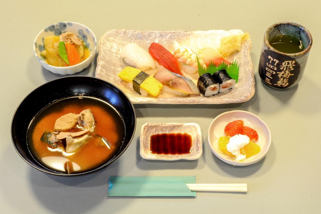 飛梅鮨 甲斐市 寿司