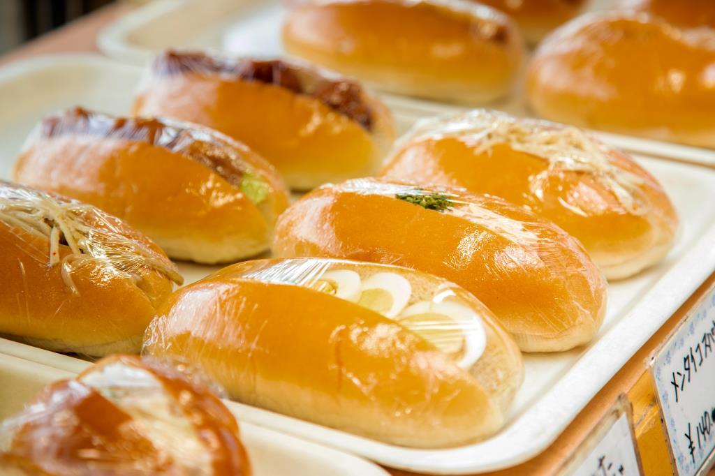 焼きたてパン ルビアン不二 甲府 パン 4