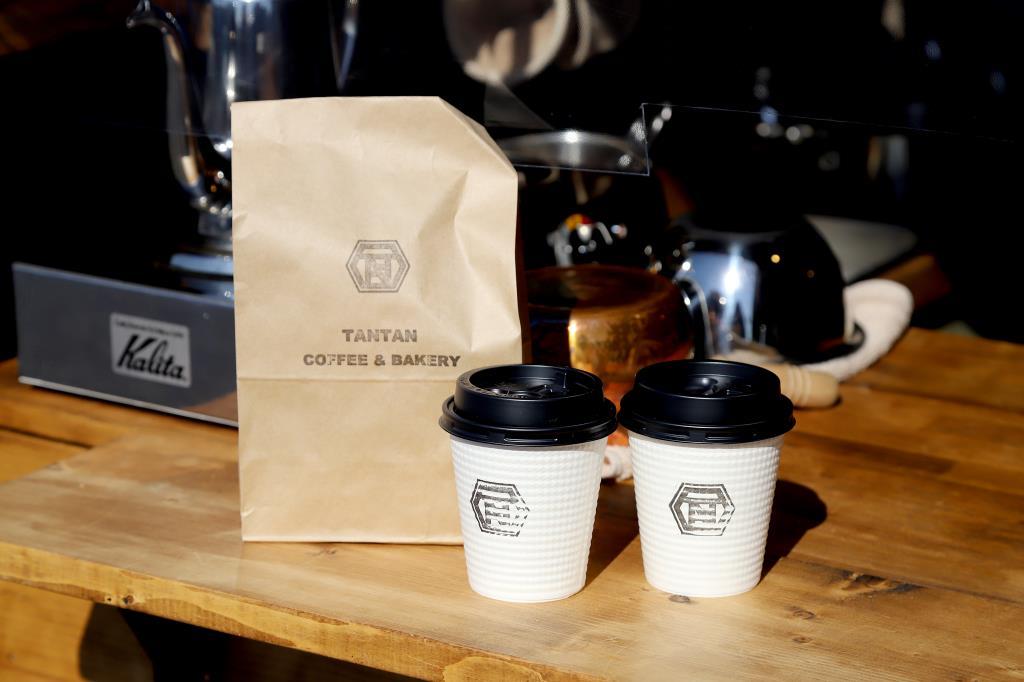 山梨のキッチンカーTANTAN COFFEE&BAKERY
