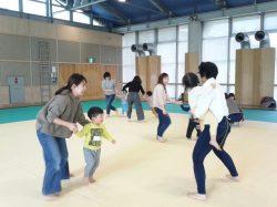 親子で体力&免疫力UP 春期スポーツ教室