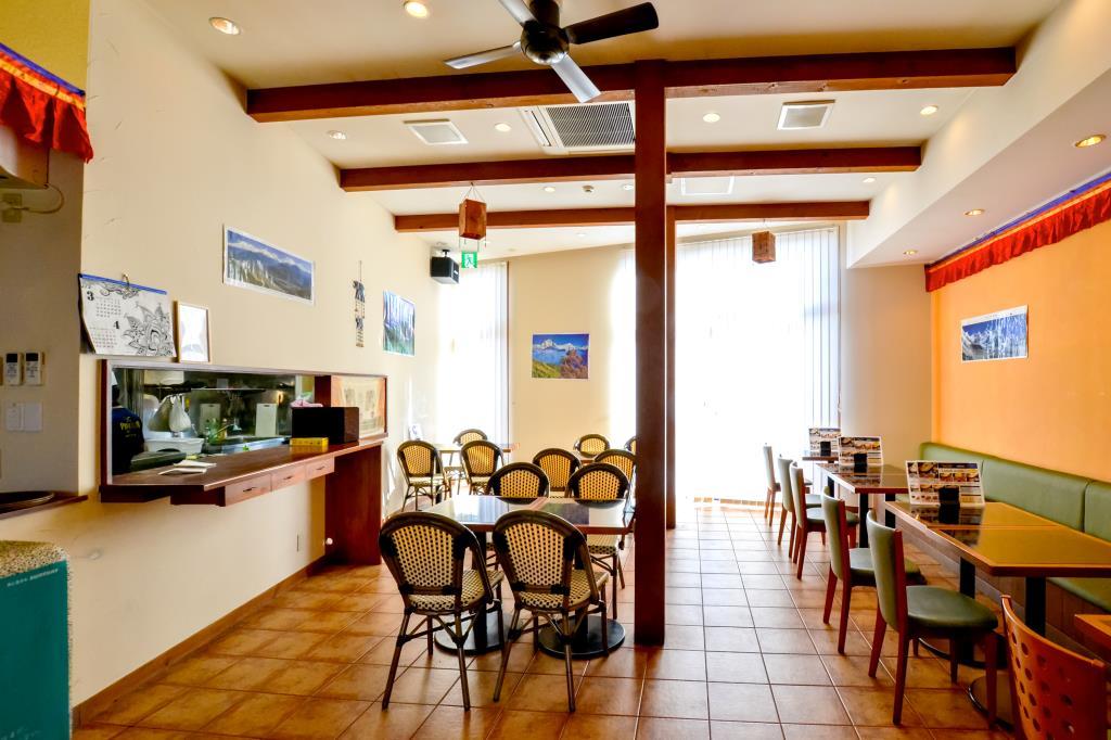 スパイスキッチン ビンドゥ 甲斐市 カレー