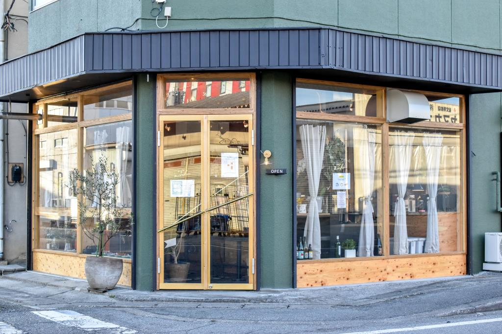 café miroku 甲府 カフェ