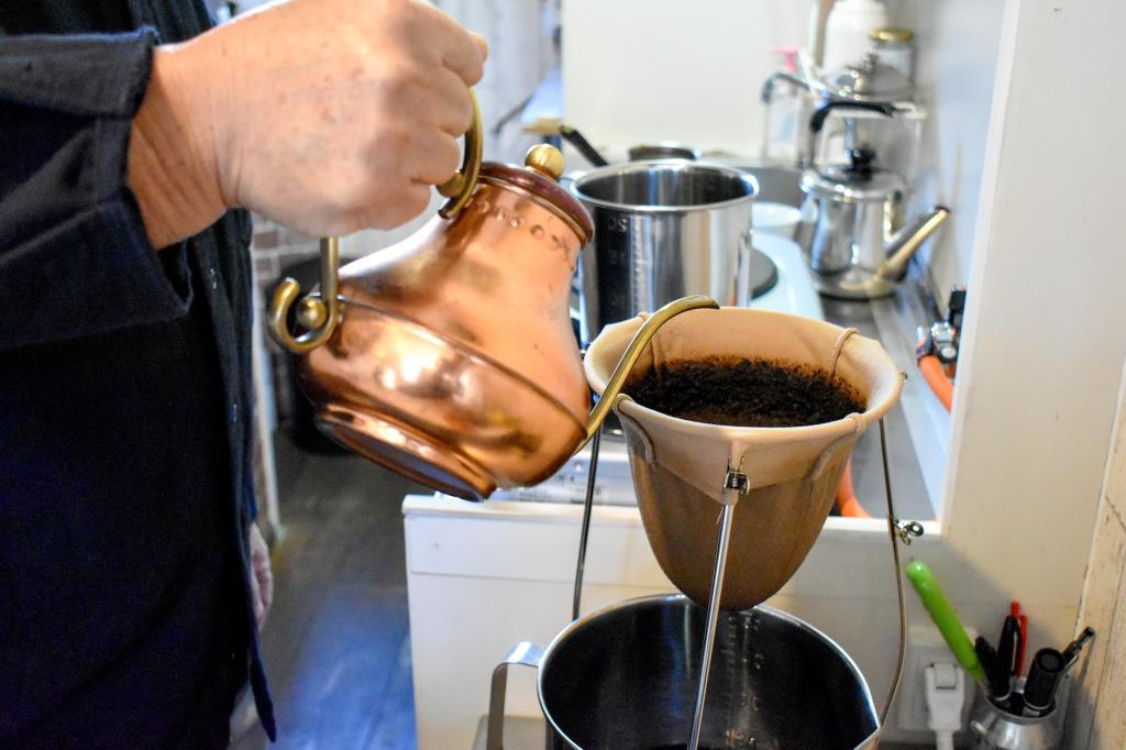 千鳥ヶ淵coffee 甲府 カフェ