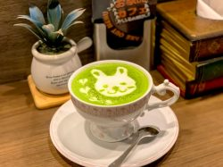 GRU CAFFE 大月市 カフェ