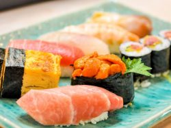 治作鮨 甲府 寿司