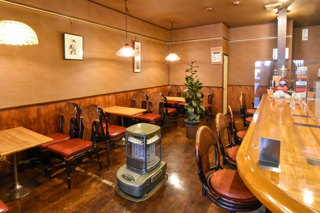 喫茶みつい 富士吉田市 カフェ
