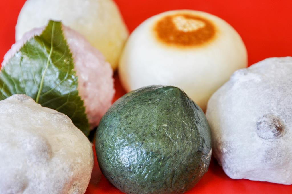 餅菓子 石坂屋 甲府 スイーツ