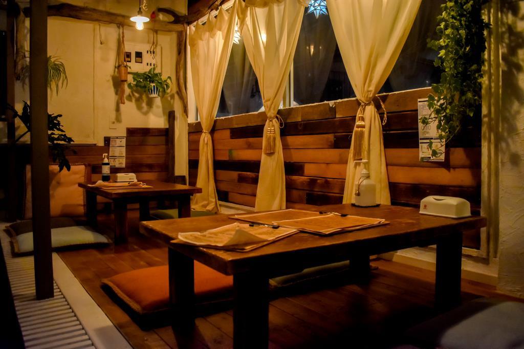 ねこのスプン 韮崎市 居酒屋