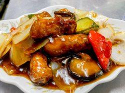 お食事処 うづき 大月市 中華