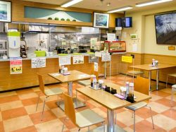 谷村PA(パーキングエリア)上り スナックコーナー 都留市 和食・そば・ラーメン