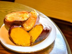 焼き芋カフェ なかむら屋 甲府 スイーツ