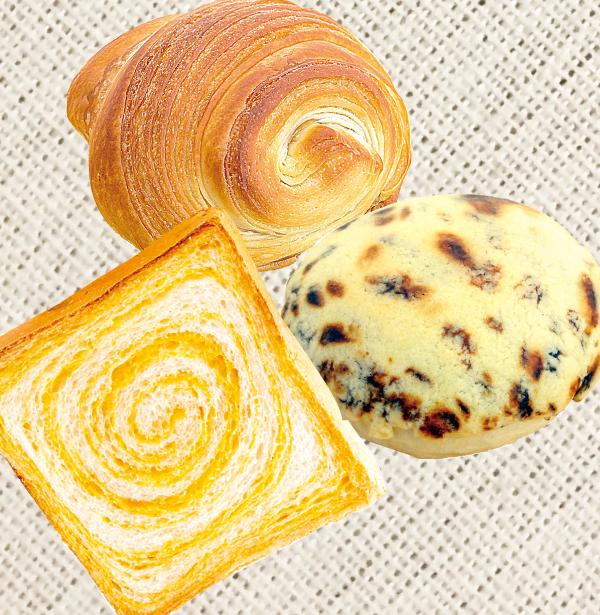 天然培養酵母パン Blooming Bakery(ブルーミングベーカリー) 会場で購入できるパン