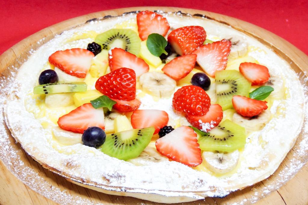 フルーツ王国 ガイア食べterrace 山梨市 洋食・和食・スイーツ