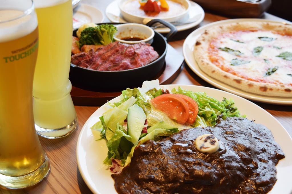 萌木の村 ROCK 料理
