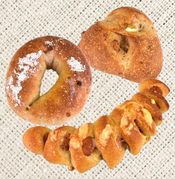 自家製酵母パン パン工房 稔(みのり) 会場で購入できるパン