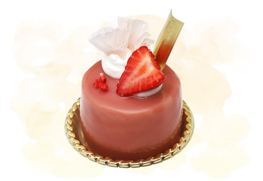アシェット デセール セレスのケーキ「タルトフリュイ」