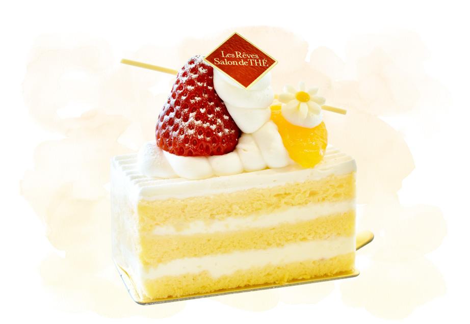 ITALIAN&BAKERY MACARONI CLUB(マカロニクラブ)のケーキ「チーズのショートケーキ」