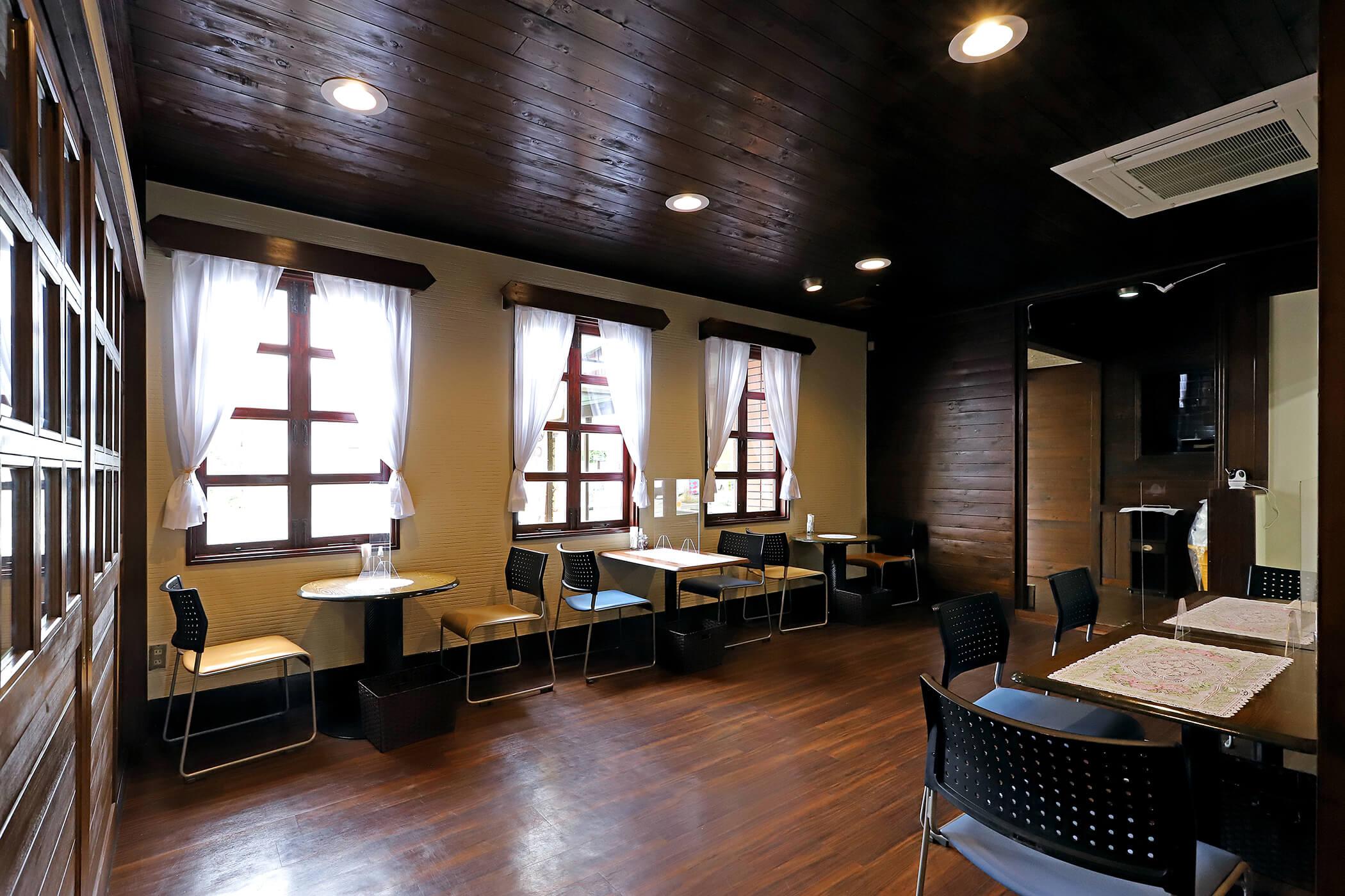 焼き芋カフェ なかむら屋 写真4