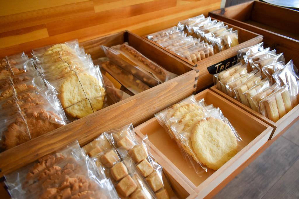 焼き菓子とジャムのお店「Teeth(ティース)」OPEN