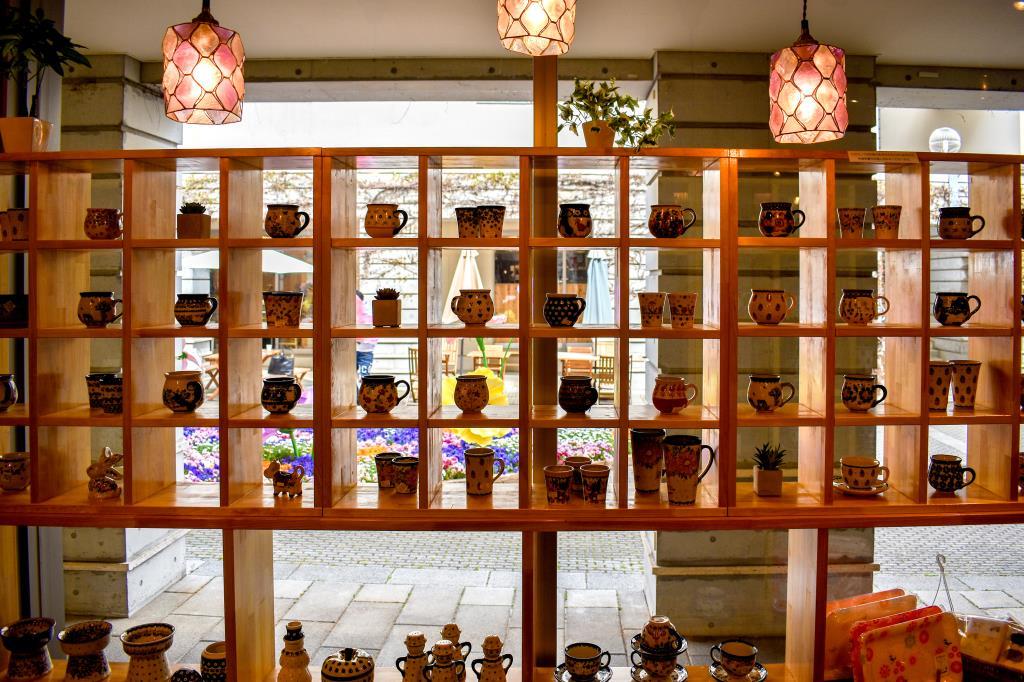 ポーリッシュポタリーのおみせ Colorful 北杜市 雑貨