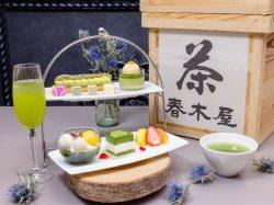 お茶の春木屋×ネオスミラベル 〜2日間限定カフェ〜